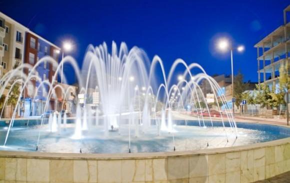Fuente Alhama de Murcia