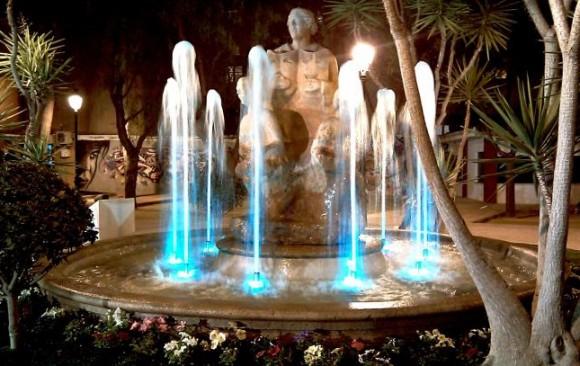 Fuente Las Musas